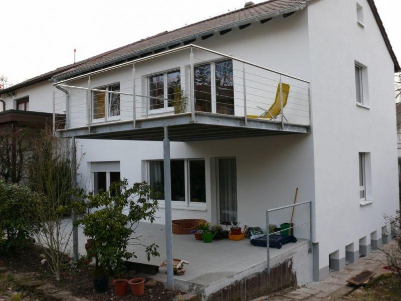 deurer metallbau remchingen stahlbalkone. Black Bedroom Furniture Sets. Home Design Ideas
