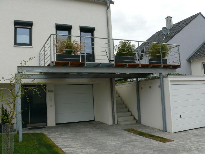 stahlbalkon selber bauen anbaubalkon stahlbalkon balkon balkonbausatz verzinkt ebay terrassen. Black Bedroom Furniture Sets. Home Design Ideas